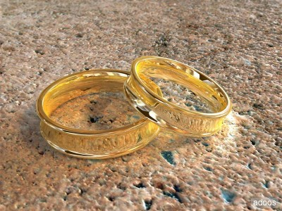 Anillo de matrimonio