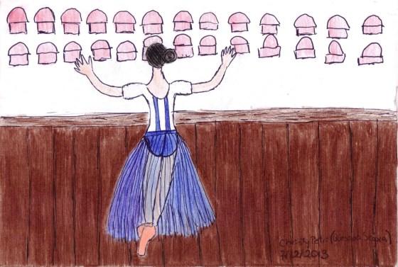 La Bailarina de Cristal