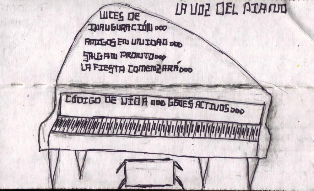 La voz del piano