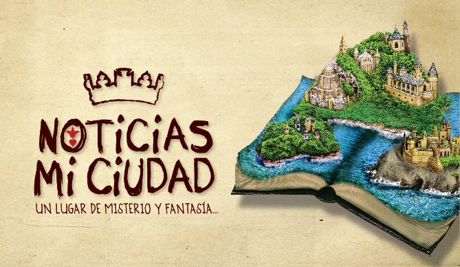 Noticias Mi Ciudad-Concurso de literatura fantástica