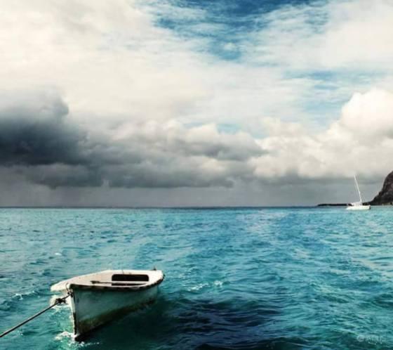 Un paseo en la barca