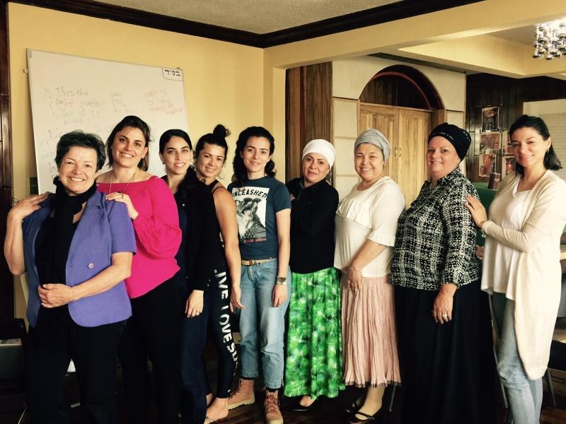 ¡Mujeres creativas en CostaRica!